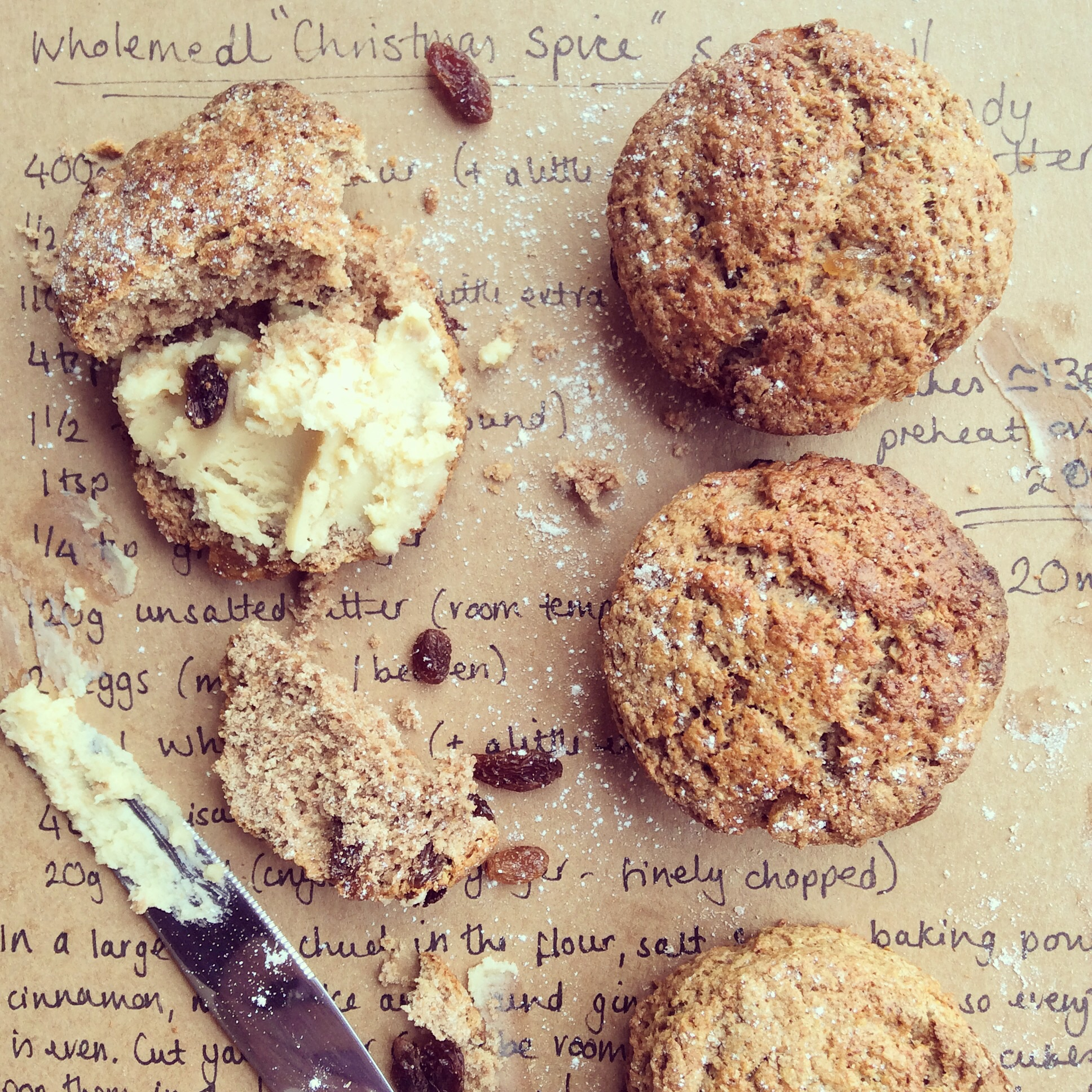 Can You Make A Christmas Cake With Wholemeal Flour