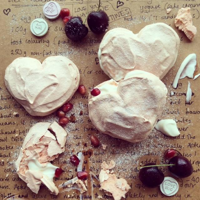 Valentine's Day Slimline Dessert